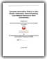 Towards Innovation Policy in Abu Dhabi: Indicators, Benchmarking and Natural Resource Rich Economies